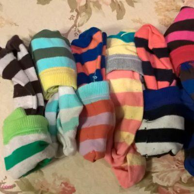 Sock Solutions that Bedazzle