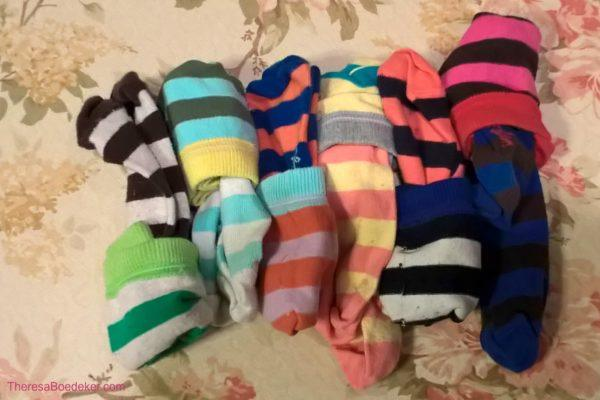 The possibilities for old or lone socks are endless. No longer will you ask, what to do with old socks. Reuse and recycle those unused socks into new ideas.