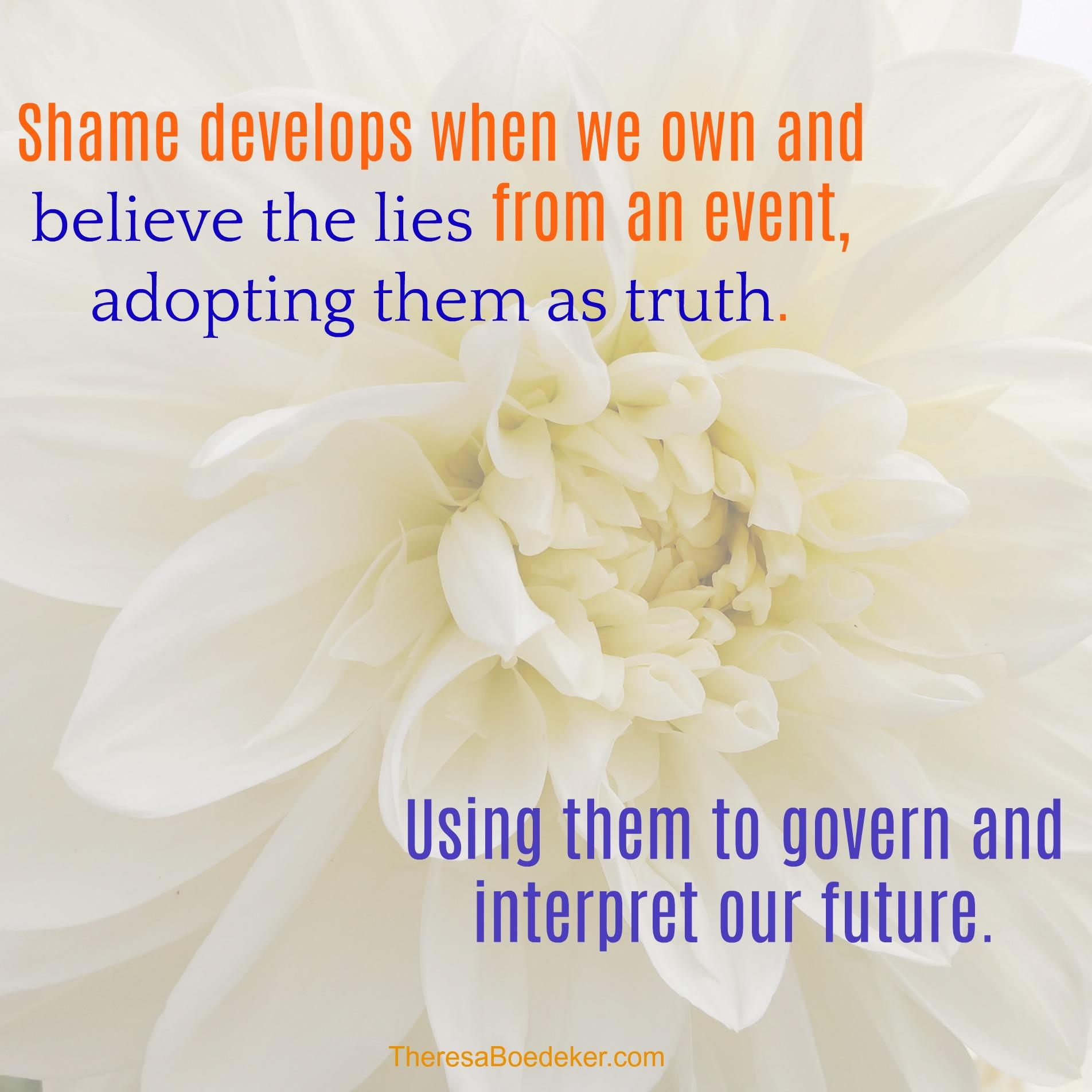 Shame thrives in some environments more than others.